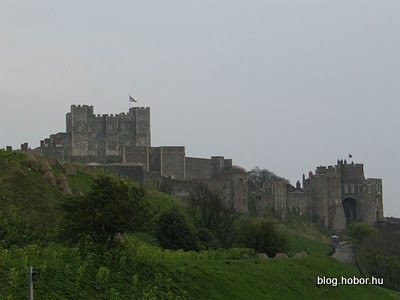 DOVER, Kent, UK - Dover Castle