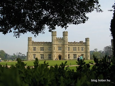 Leeds Castle, MAIDSTONE, Kent, UK