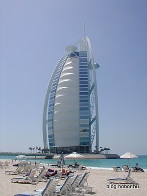 DUBAI, United Arab Emirates - Burj Al Arab