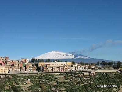 Vulcano ETNA, Sicily, Italy