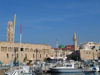 AKKO (ACRE), Israel - Akko (Acre) Port