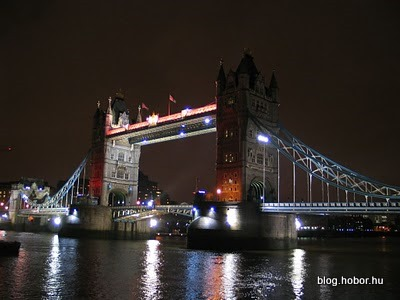 LONDON, UK - Tower Bridge