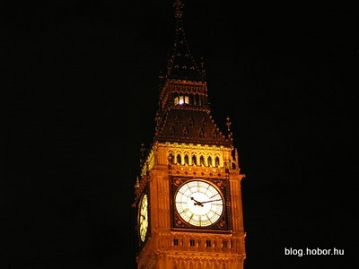 LONDON, UK - Big Ben