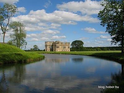 Lyveden New Bield, Northamptonshire, UK