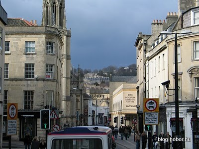 City of BATH, UK