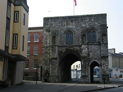 WINCHESTER, Hampshire, UK - Westgate
