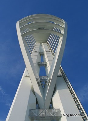 Spinnaker Tower, PORTSMOUTH, UK