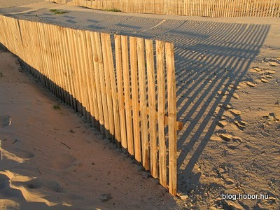 Shadow at TARIFA, Spain