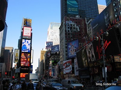 Time Square, NEW YORK, NY, USA