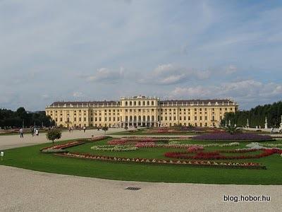 Schonbrunn, VIENNA, Austria