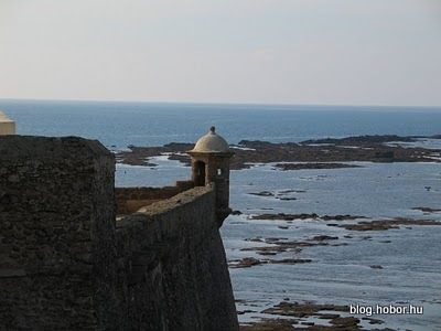 Fortification of CADIZ, Spain