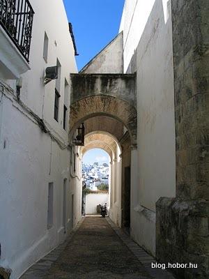 VEJER de la Frontera, Spain