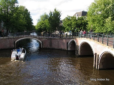 Bridges of AMSTERDAM, The Netherlands