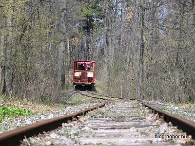 Children's Railway, PÉCS, Hungary