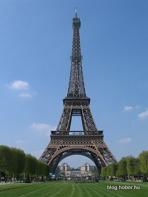 France Eiffel Tower Picture on Blog Hobor Hu   Eiffel Tower  Paris  France