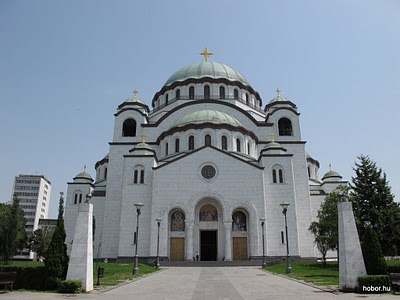 Cathedral of St Sava, BELGRADE, Serbia