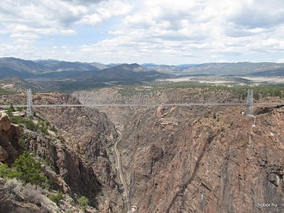 Royal Gorge Bridge, Colorado, USA